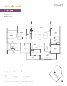 pullman-residences-4-bedroom