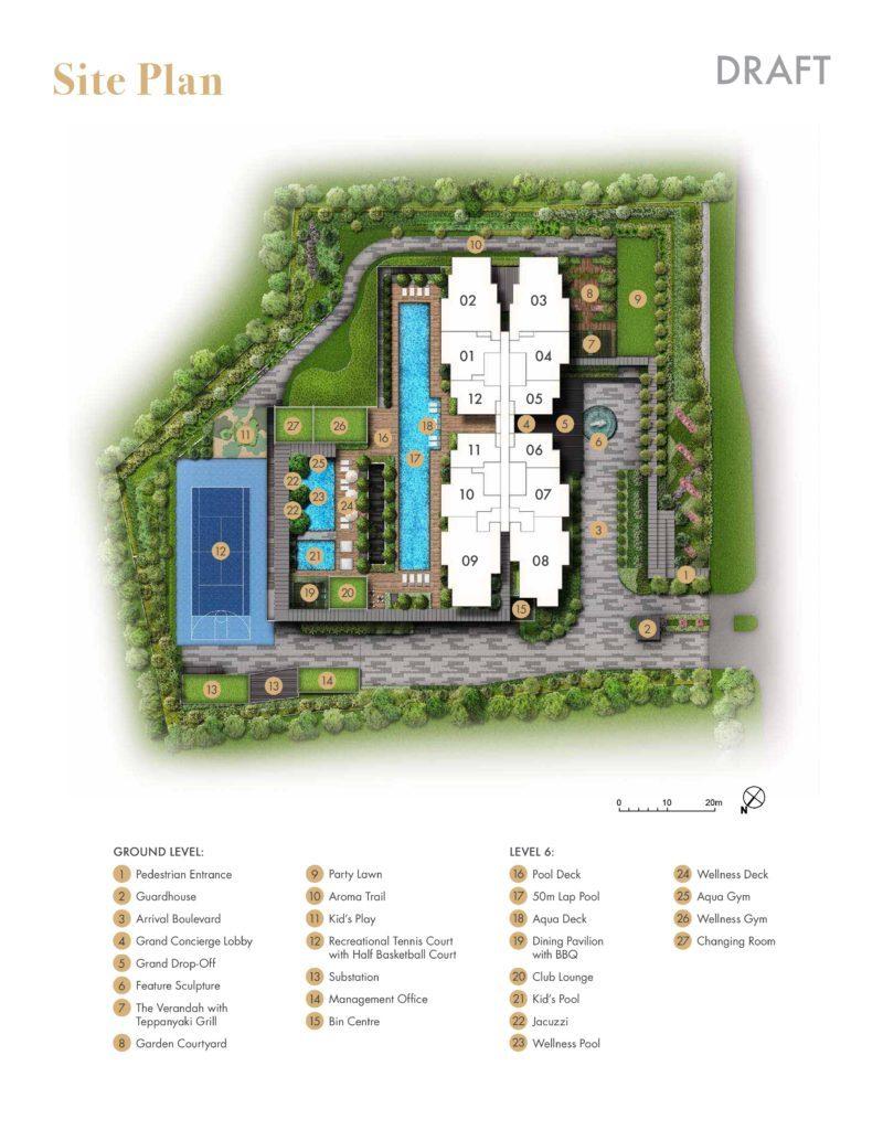 pullman-residences--site-plan